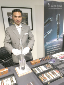 Luxury Pens From Outer Space